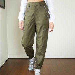 Tna Cargo Jogger pants, size medium